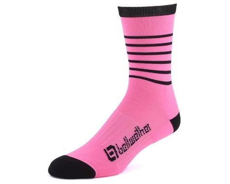 Bellwether Blitz Sock (Pink) (L/XL)
