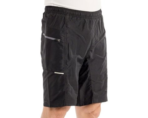 Bellwether Ultralight Gel Cycling Shorts (Black) (S)
