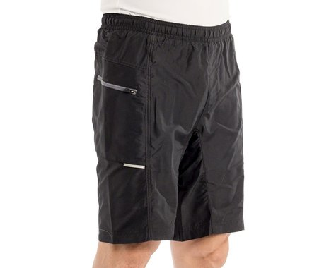 Bellwether Men's Ultralight Gel Cycling Shorts (Black) (XL)