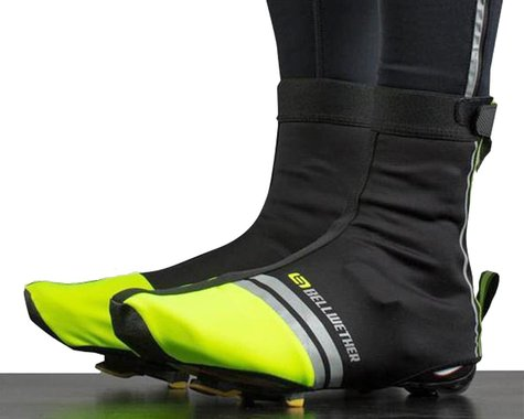 Bellwether Coldfront Booties (Hivis Yellow) (M)