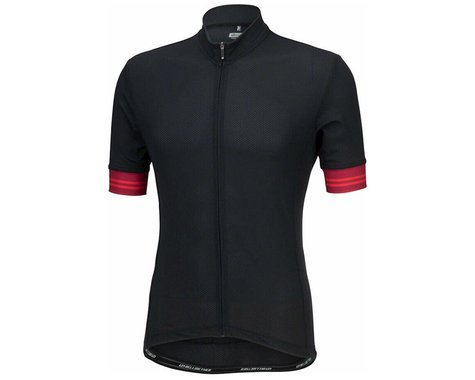Bellwether Men's Flight Jersey (Black/Red)