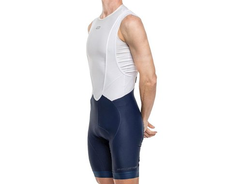 Bellwether Newton Men's Cycling Bib Short (Navy) (XL)