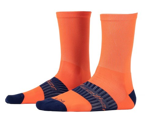 Bellwether Tempo Sock (Orange) (S/M)