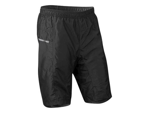 Bellwether Women's Ultralight Baggy Shorts (Black) (X-Large)