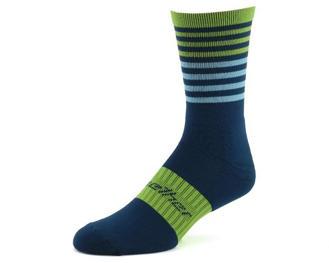 Bellwether Fusion Sock (Baltic Blue/Citrus/Ice) (S/M)