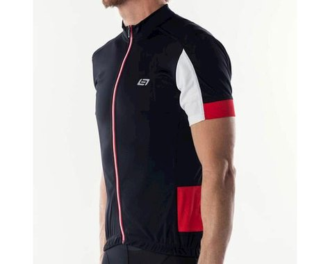 Bellwether Distance Jersey (Black/Ferrari)