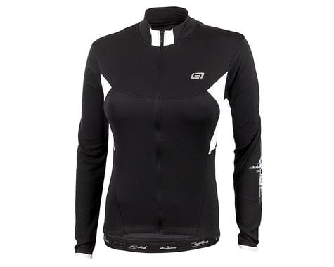 Bellwether Women's Trinity Long Sleeve Jersey (Black)