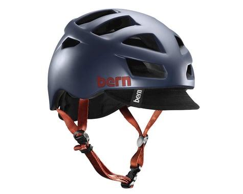 Bern Allston Helmet (Matte Black)