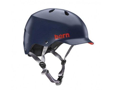 Bern Watts Helmet (Matte Black)