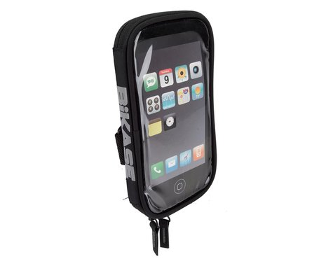 "Bikase Handy Andy 6"" Phone Case (Black)"