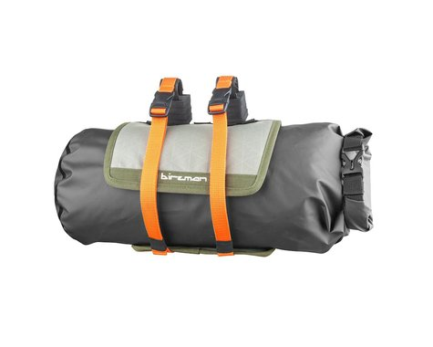 Birzman Packman Handlebar Pack (Green/Orange)