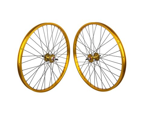 "Black Ops DW1.1 26"" Wheels (Gold/Black/Gold) (26 x 1.75"")"