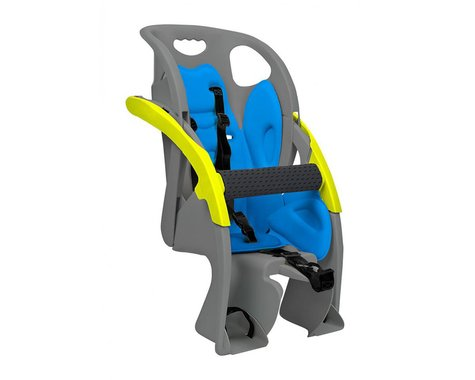 Blackburn Limo Baby Seat w/EX-1 Rack (Grey)