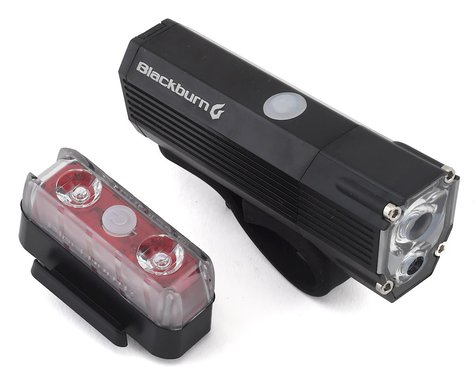 Blackburn Dayblazer 1100 (Front) and Dayblazer 65 (Rear) Light Set
