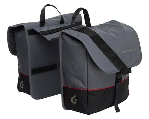 Blackburn Local Saddle Bag Panniers- Pair (Black)