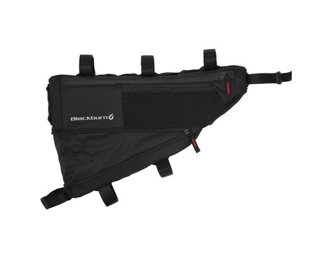Blackburn Outpost Frame Bag (Black) (S)