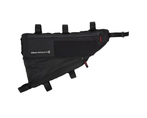 Blackburn Outpost Frame Bag (Black) (L)
