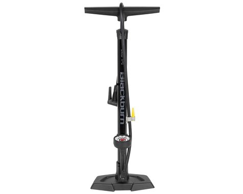 Blackburn Grid 1 Floor Pump (Black)