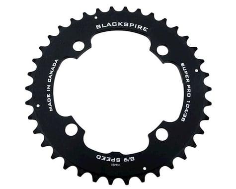 Blackspire Super Pro Chainring (Black) (104mm BCD) (38T)