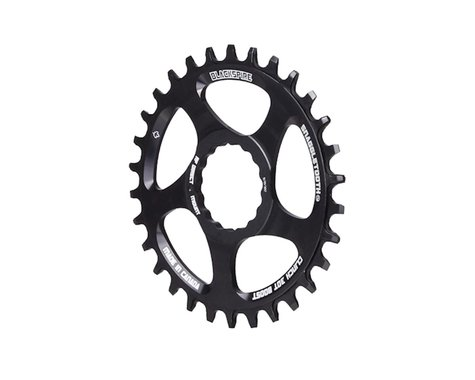 Blackspire Snaggletooth Cinch DM NW Chainring (Black) (Boost) (3mm Offset (Boost)) (30T)