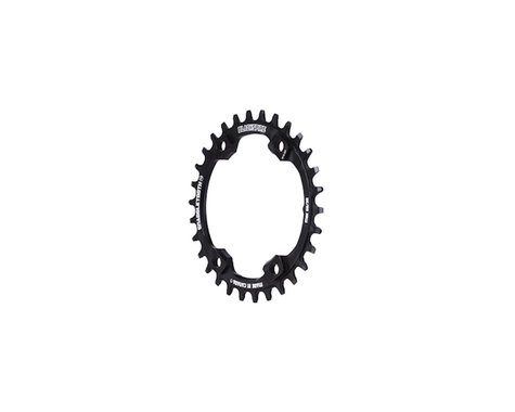 Blackspire Snaggletooth NW Chainring (Black) (XT) (96mm BCD)