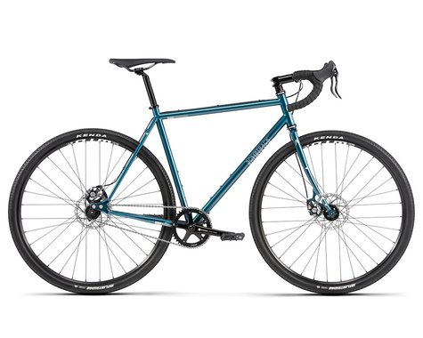 Bombtrack Arise 2 Cyclocross/Gravel Bike (Glossy Metallic Teal) (S)