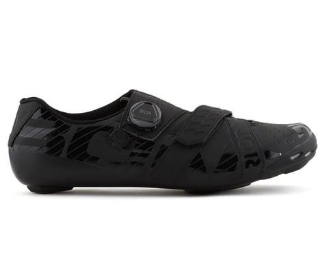 Bont Riot Road+ BOA Cycling Shoe (Black) (Standard) (44)