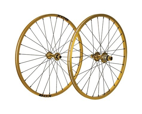 Box Mini Cassette Wheels (Gold) (28 Hole) (20 x 1-1/8)