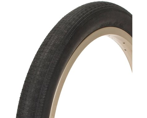 Box Hex Lab Folding Tire (Black)