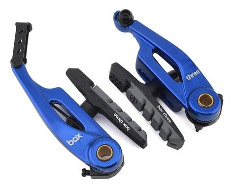 Box V-Brake Caliper Box Three (Blue) (85mm)