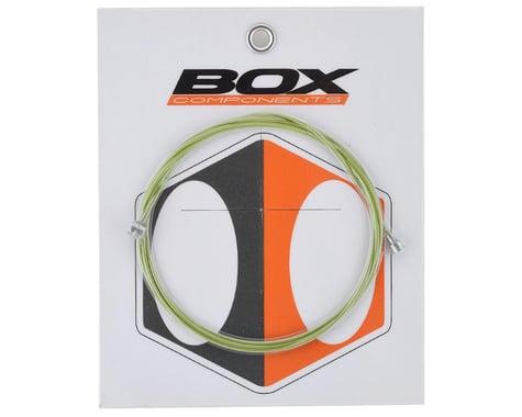 Box Nano Brake Cable (Green) (1800mm)