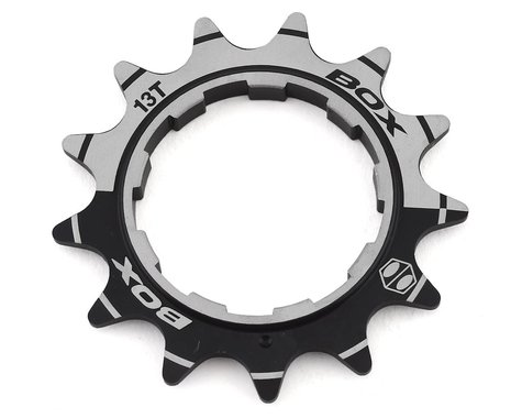 Box One Cog Single Speed Alloy Cassette (Black) (3/32) (13T)