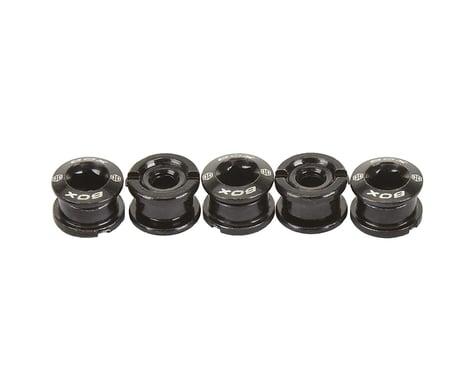 Box Spiral Chainring Bolt Kit (Black) (15) (8.5mm/6mm/5mm)