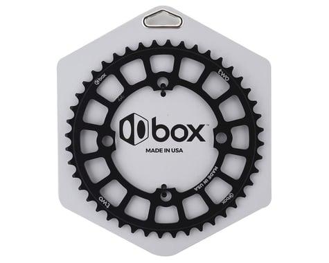 Box Two 4-Bolt Chainring (Black) (44T)