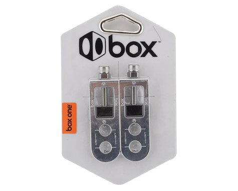 "Box One Chain Tensioners (Silver) (3/8"")"