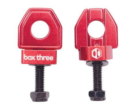 Box Three Chain Tension (Red) (10mm)