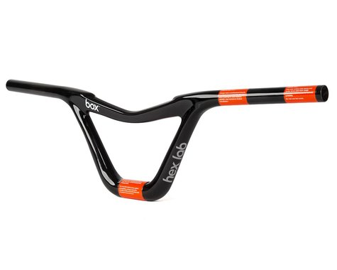 "Box Hex Lab UD Carbon BMX Handlebar (6"") (28.6) (Black)"