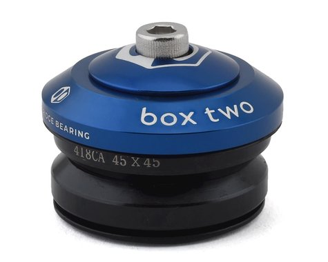 "Box Two Integrated Conversion Headset (Blue) (1"")"