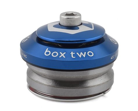 """Box Two Alloy Sealed Integrated Headset (1-1/8"""") (Blue)"""
