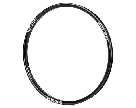 Box One Front Rim (Black) (Front/Brakeless) (24 x 1.75)