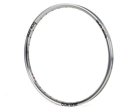 Box One Front Rim (Silver) (Front/Brakeless) (24 x 1.75)