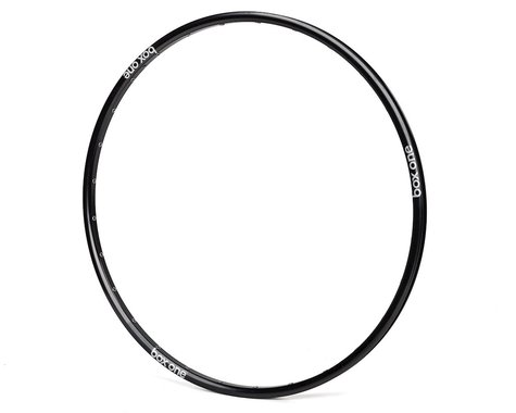 Box One Front Rim (Black) (Front/Brakeless) (24 x 1-1/8)