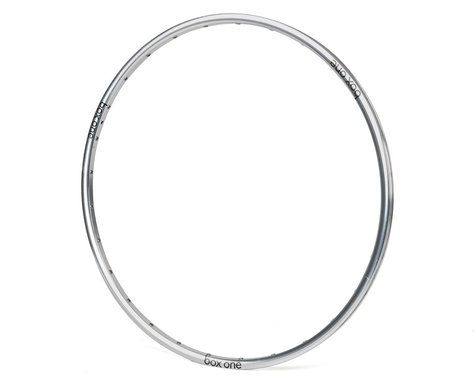 Box One Front Rim (Silver) (Front/Brakeless) (24 x 1-1/8)