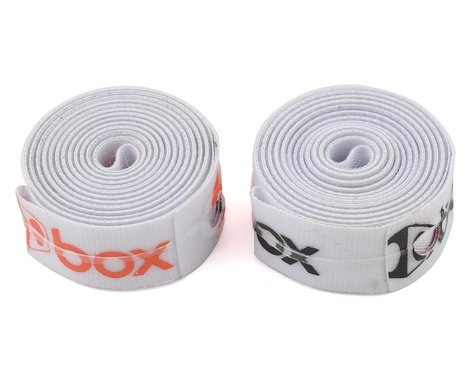 "Box Components Radian Rim Strap (20"") (14mm) (Pair) (White)"