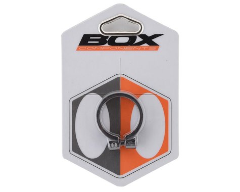 Box Helix Fixed Seat Clamp (Gun Metal) (34.9mm)