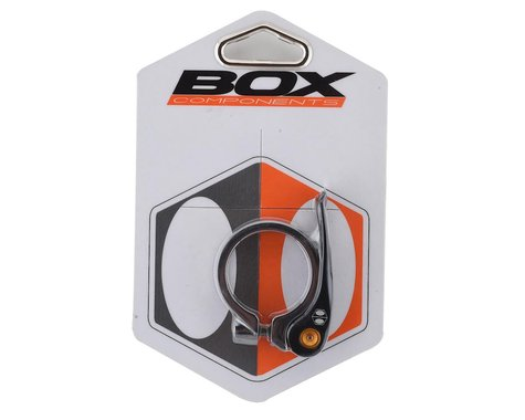 Box Components Helix Quick Release Seat Clamp (Gun Metal)