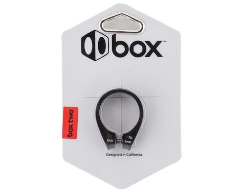 Box Two Fixed Seatpost Clamp (Black) (34.9mm)