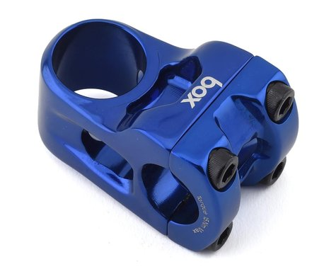 "Box Two Hollow Mini Stem (1"") (+/- 0°) (22.2mm Clamp) (Blue) (40mm)"