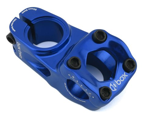 "Box Two Top Load Stem (1-1/8"") (Blue) (53mm)"
