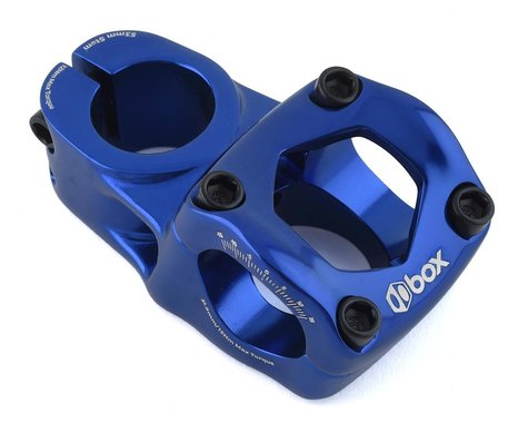 Box One Top Load Stem (31.8mm Clamp) (48mm Length) (Blue) (53mm)